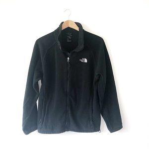 North Face Khumbu 1 Men's Black Zip Up Fleece